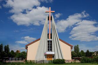 Parafia Najświętszej Eucharystii Łódź