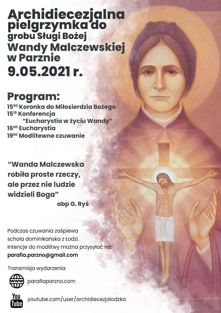 Sługi Bożej Wandy Malczewskiej